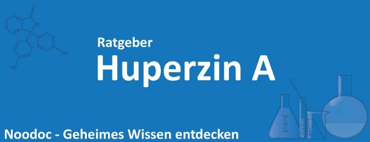 Huperzin A Erfahrungen