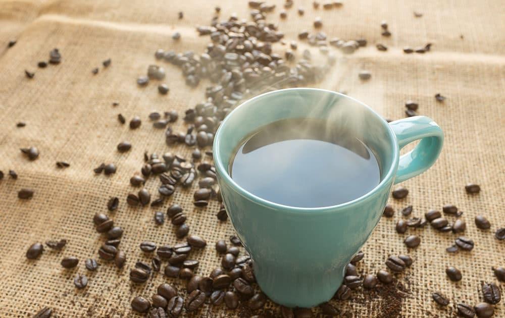 Kaffee Koffein Konzentration