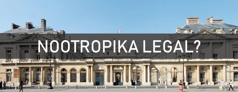 Nootropika legal in Deutschland und EU